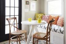Katie Brown Workshop Dining Rooms / by Katie Brown