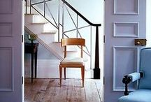 Halls, Entries & Stairs