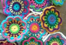 Crochet - mandala - knit