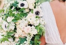 wedding bouquets + flowers