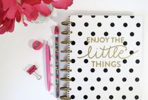 Blog Work Space Inspirations / Kate Spade Inspired Workplace