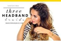 Hair Tutorials / Hair tutorials for everyday or special occasion hair do's