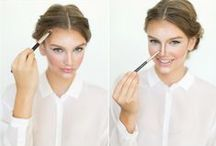 Makeup and Beauty Tutorials / Makeup and Beauty tips and tricks from beauty experts