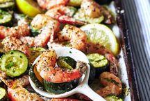 Seafood Recipes / Under The Sea