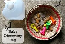 Toddler Learning / Keep your toddler learning through play with these great ideas! / by All Our Days