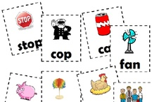 Reading/Language Arts for Kindergarten / by Diane Goetschius