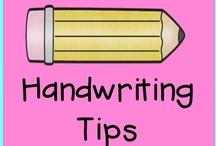 Handwriting for Kindergarten / by Diane Goetschius