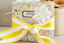 Mini Albums / by Bridget King