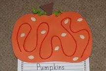 Classroom Ideas--Pumpkin Day