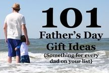 Celebrate Father's Day / Looking for fun and thoughtful Father's Day gifts and traditions? This is a great place to start! / by All Our Days