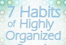 Organization / by Julie Bailey