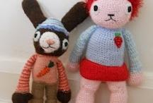 Crochet creations / by Emma's Pet Portraits