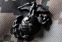 Marine Corps / by Chloe' Bonar