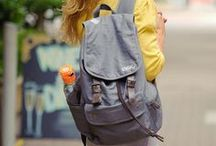 Ash Gray Backpack / by OAK Lifestyle