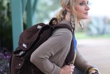 Brown Bark Backpack / by OAK Lifestyle