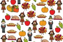 Thanksgiving for Kinders / by Diane Goetschius