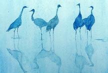 Birds in Art / by Rebecca Marsh