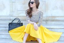 Fashion Favorites! / My favorite fashions from my favorite designers.