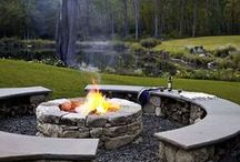 Backyard Ideas  / by Kimmie Doyle