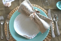Table Settings / by Linda Spang