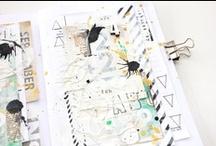 Mixed Media & Art Journaling