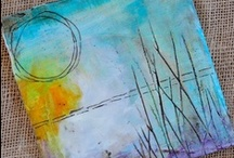 Mixed Media & Art Journaling - Canvas