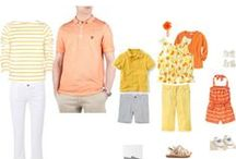 What to wear -Family sessions / Suggestion on best looks for family sessions. Especially beach session