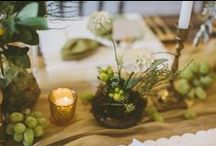 """Details! / Charles Eames said, """"The details are not the details. They make the design."""" These are my favorite event details. They'll make all the difference in impressing your guests!"""