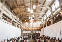 Ceremony Ideas! / Inspiration for the wedding ceremony of your dreams...