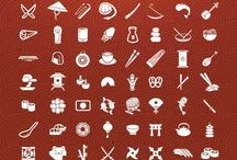 Icons / Icons for interface and other iconic graphics