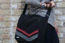 Messenger Bags / #fairtrade #organiccotton Messenger Bags from @oaklifestyle #buyonegiveone / by OAK Lifestyle