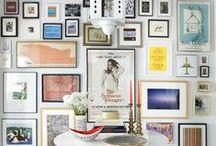 Art + Interior Design / by Navillus Gallery
