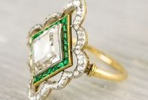 Stunning Stones! / My favorite engagement and wedding bands, as well as bridal-worthy jewels!