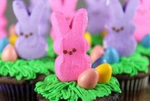 Hoppy Easter / Easter and Spring pins
