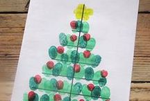 Simple Christmas Fun for Kids / A gathering place for simple crafts, projects and activities to help kids celebrate Christmas. / by All Our Days