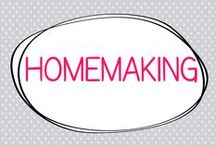 HOMEMAKING / by Allyson @ All Our Days