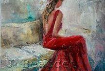 Paintings..Fine Art / by Linda Spang