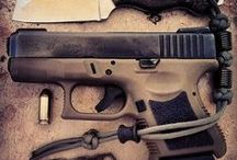 EDC (Every Day Carry) / Weapons and gear for everyday carry. / by Chloe' Bonar