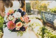Bouquets & Bouts! / Beautiful wedding bouquets that will take your breath away, with bouts to match!