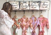 Gifts for Your Bridesmaids! / Need some inspiration for gift ideas for your bridesmaids? Look no further! We have some ideas here that your bridesmaids will surely love!