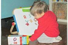 Tot School Days / tot school, preschool, homeschool, toddler activities, preschool activities