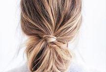 Hair Envy: Topknots & Buns