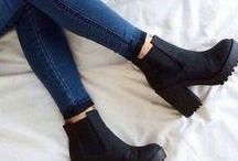Shoe Porn: Boots.
