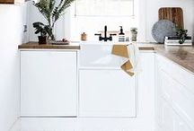 Home Inspo: Kitchen/Eating.