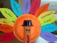 Simple Thanksgiving Fun for Kids