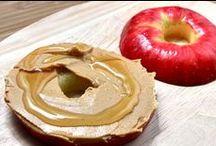 healthy snacks! / simple healthy snack ideas & recipes