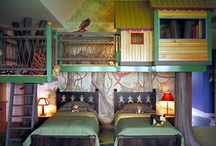 Kids room ideas / by Candi Palmier