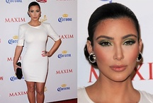 KIMMY K. / Kimberley Kim Kardashian. Now West.