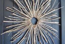 Wreaths/Door hangers / by Ashley McCartney