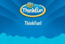 ThinkFun! / A collection of ThinkFun's best games, new and old!